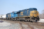 CSX 5310, 1541 & 1520